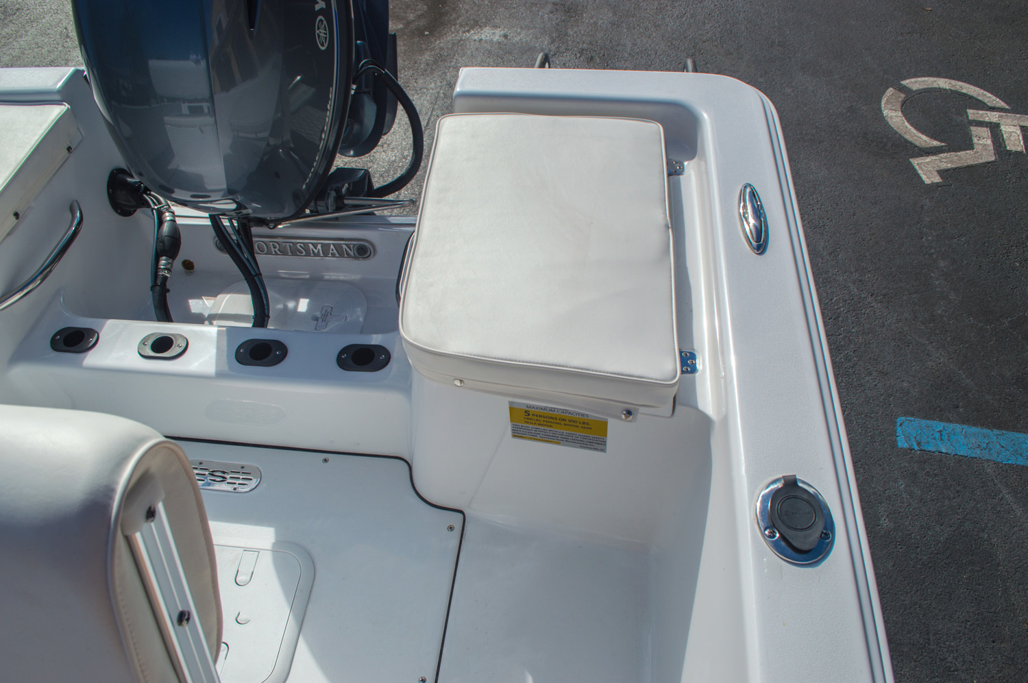 Thumbnail 15 for New 2016 Sportsman 17 Island Reef boat for sale in Vero Beach, FL