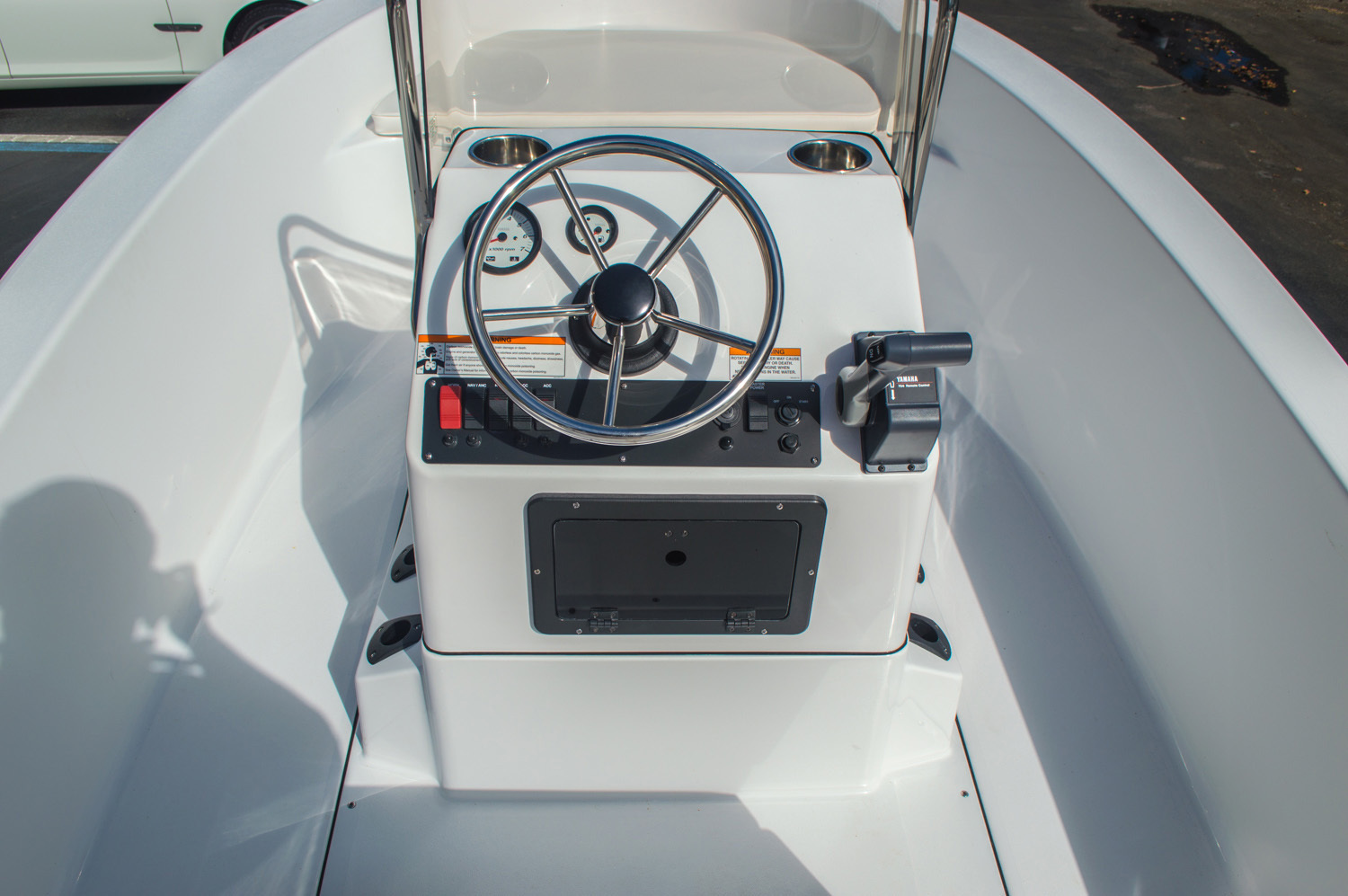 Thumbnail 19 for New 2016 Sportsman 17 Island Reef boat for sale in Vero Beach, FL