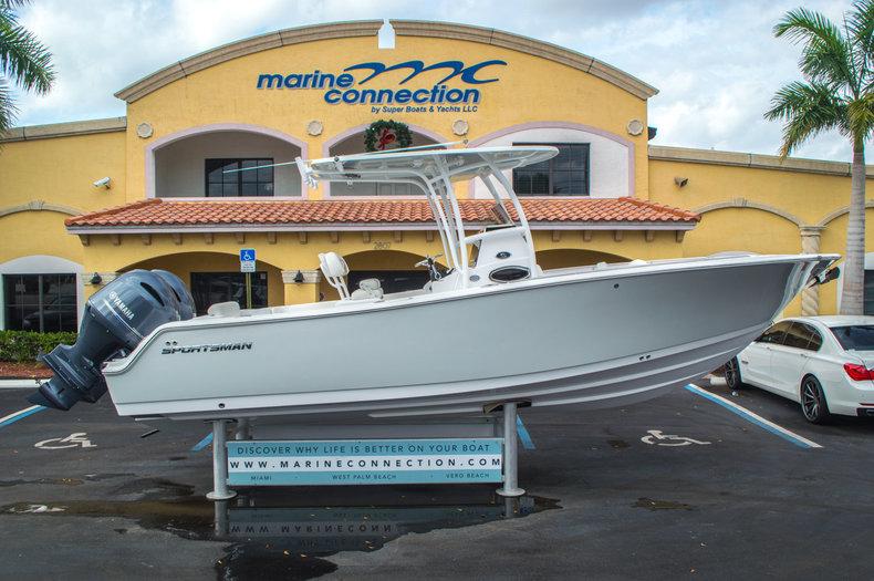 New 2016 Sportsman Open 252 Center Console boat for sale in Miami, FL