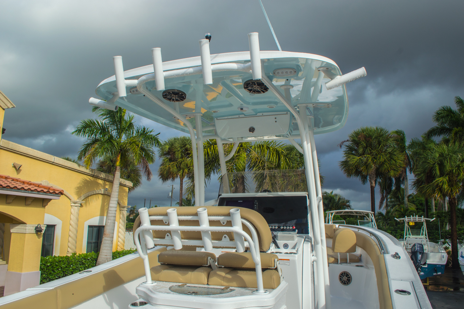Thumbnail 11 for New 2016 Sportsman Heritage 251 Center Console boat for sale in West Palm Beach, FL