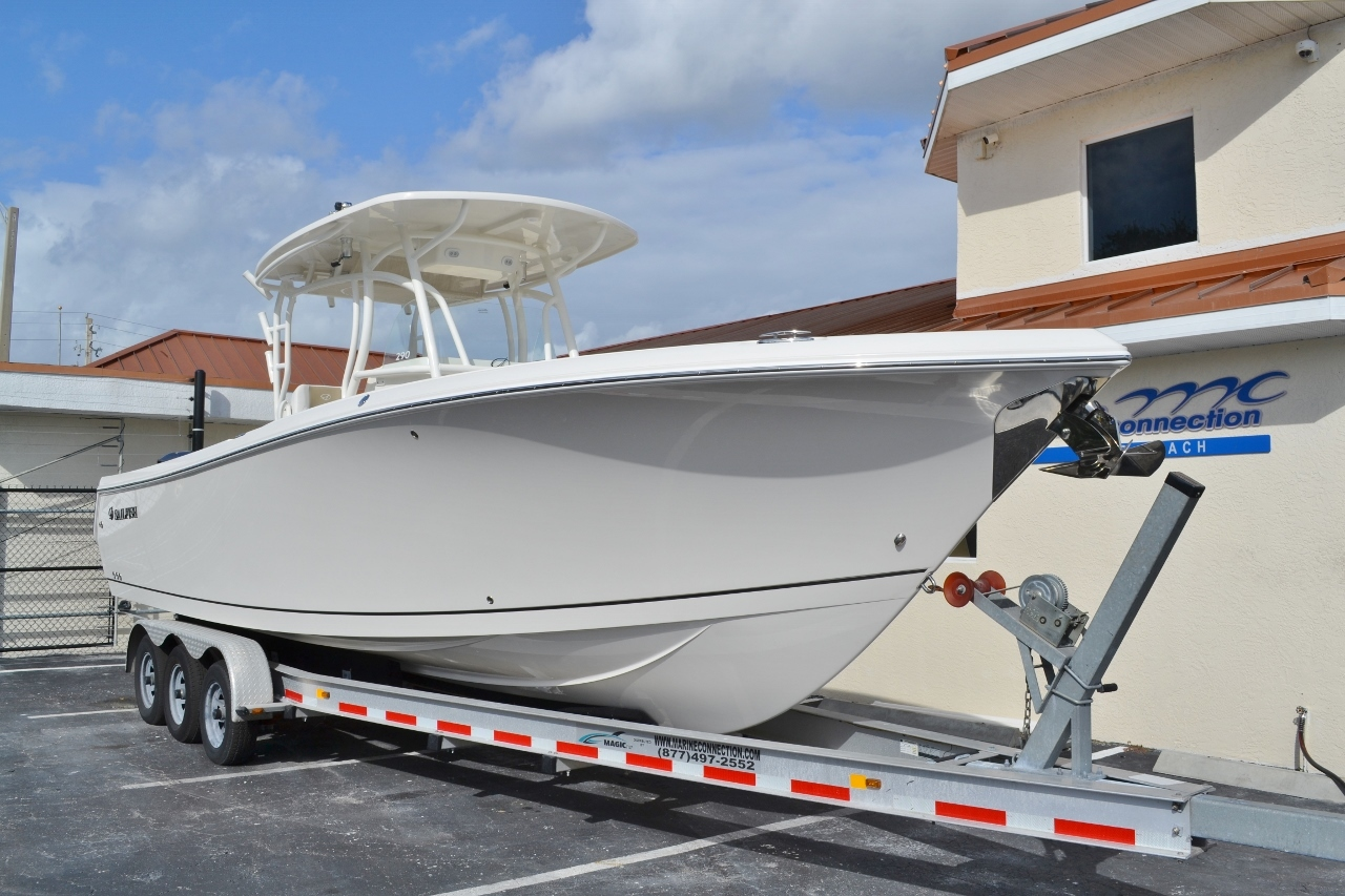 Thumbnail 1 for New 2016 Sailfish 290 CC Center Console boat for sale in West Palm Beach, FL