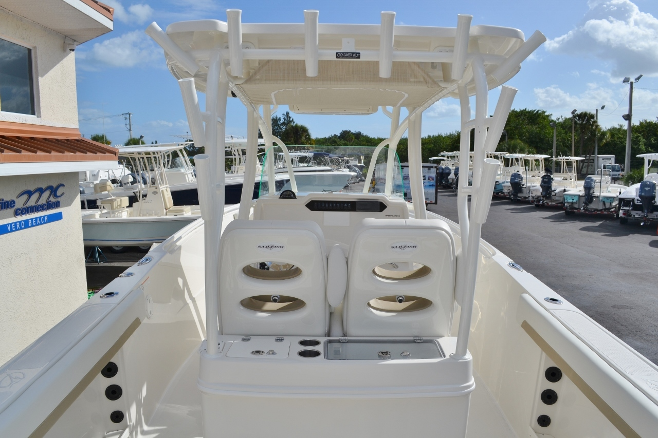 Thumbnail 10 for New 2016 Sailfish 290 CC Center Console boat for sale in West Palm Beach, FL