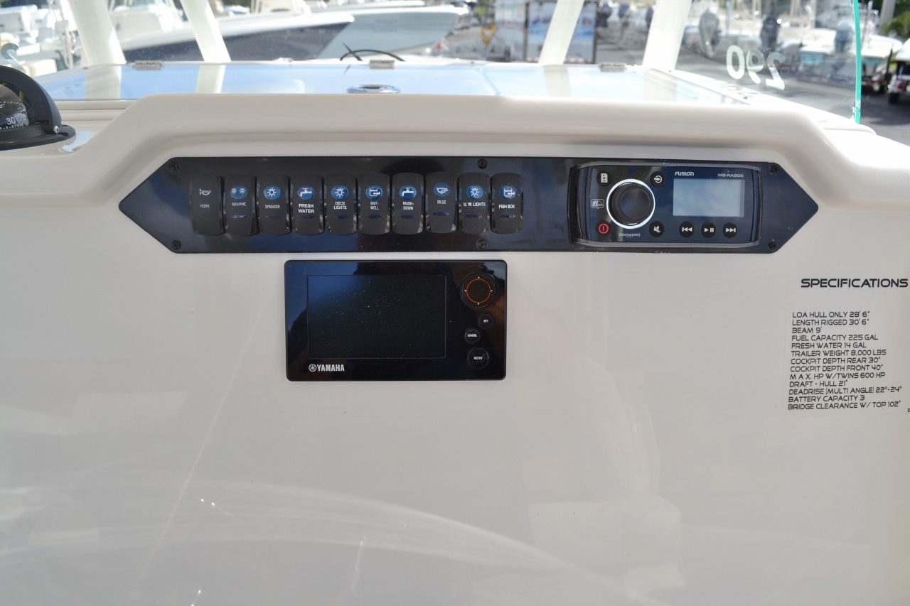 Thumbnail 12 for New 2016 Sailfish 290 CC Center Console boat for sale in West Palm Beach, FL