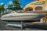 Thumbnail 1 for Used 2001 Hurricane SunDeck SD 237 OB boat for sale in Vero Beach, FL