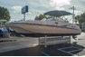 Thumbnail 4 for Used 2001 Hurricane SunDeck SD 237 OB boat for sale in Vero Beach, FL