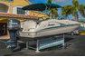 Thumbnail 8 for Used 2001 Hurricane SunDeck SD 237 OB boat for sale in Vero Beach, FL