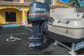Thumbnail 9 for Used 2001 Hurricane SunDeck SD 237 OB boat for sale in Vero Beach, FL