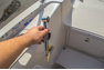 Thumbnail 23 for Used 2001 Hurricane SunDeck SD 237 OB boat for sale in Vero Beach, FL