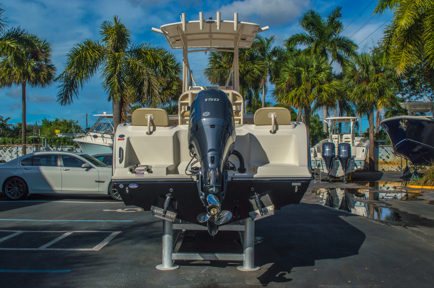 Thumbnail 7 for New 2016 Cobia 217 Center Console boat for sale in West Palm Beach, FL
