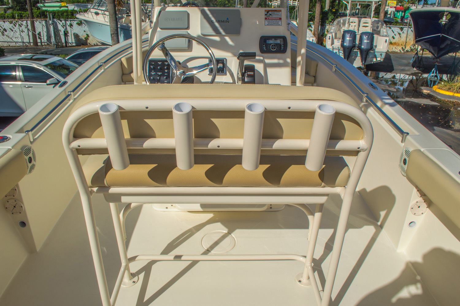 Thumbnail 15 for New 2016 Cobia 217 Center Console boat for sale in West Palm Beach, FL