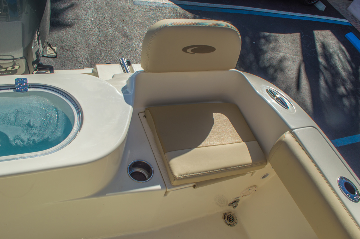 Thumbnail 19 for New 2016 Cobia 217 Center Console boat for sale in West Palm Beach, FL