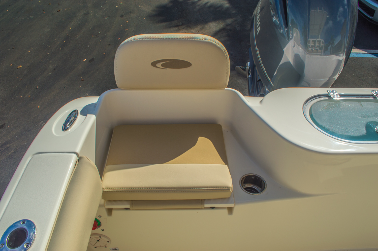 Thumbnail 20 for New 2016 Cobia 217 Center Console boat for sale in West Palm Beach, FL