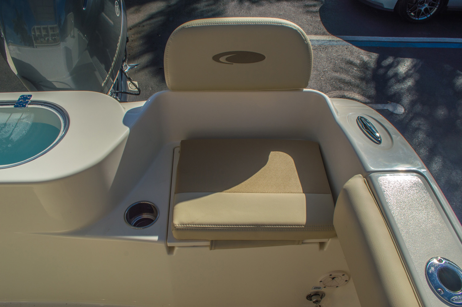 Thumbnail 24 for New 2016 Cobia 217 Center Console boat for sale in West Palm Beach, FL