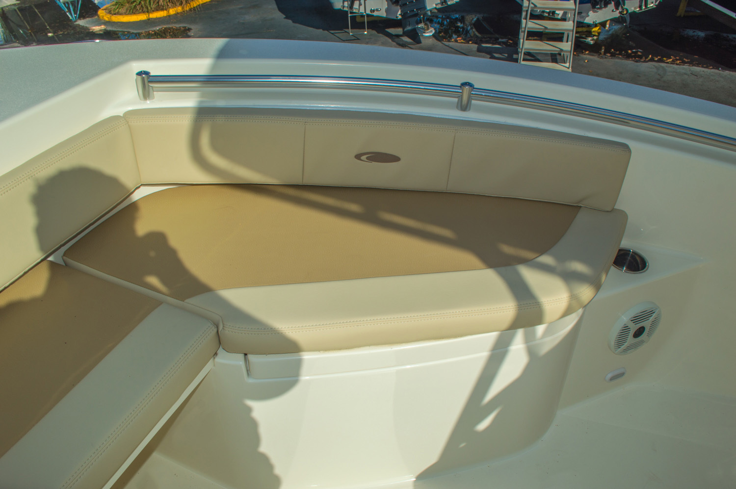 Thumbnail 44 for New 2016 Cobia 217 Center Console boat for sale in West Palm Beach, FL