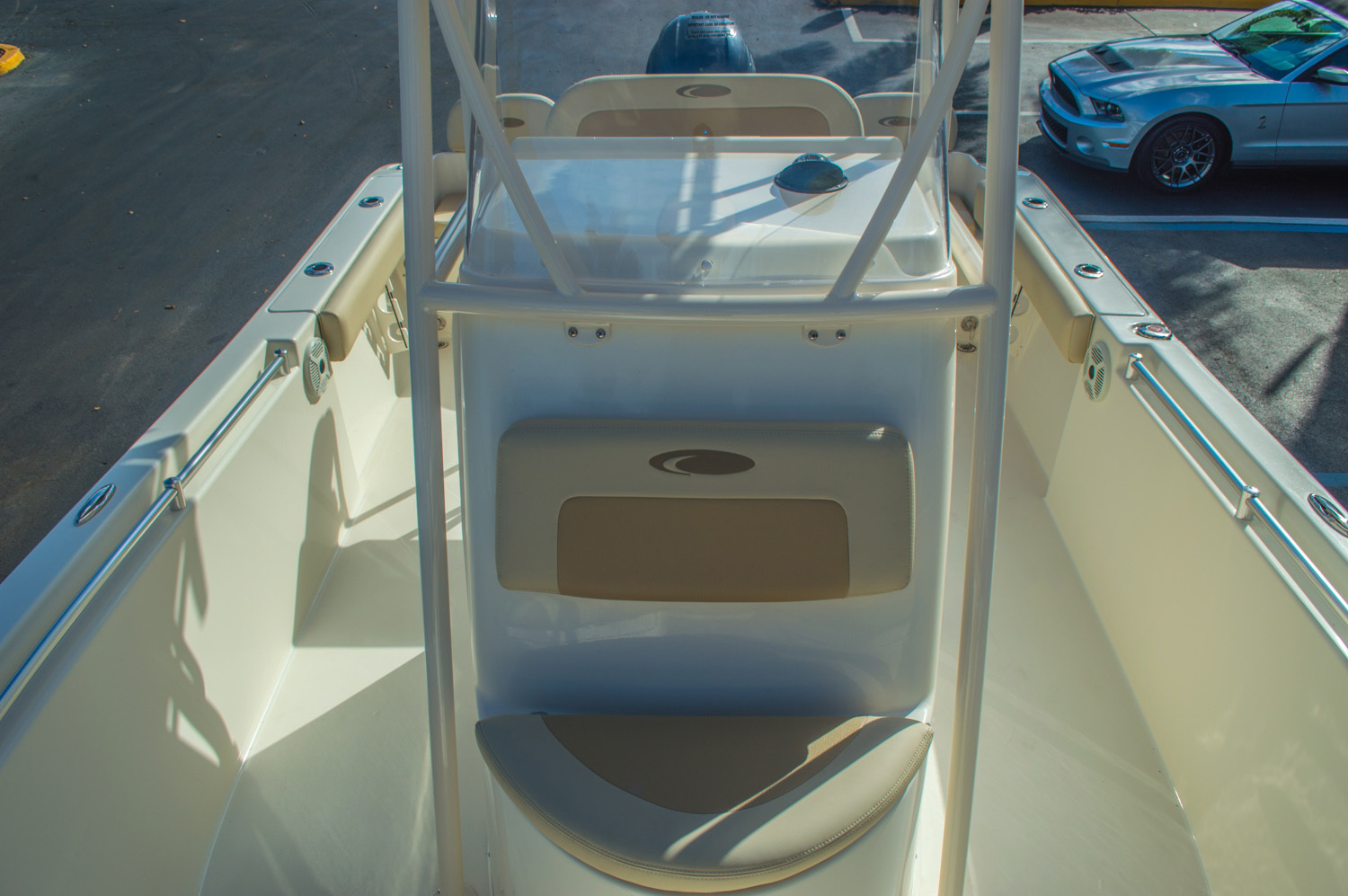 Thumbnail 48 for New 2016 Cobia 217 Center Console boat for sale in West Palm Beach, FL