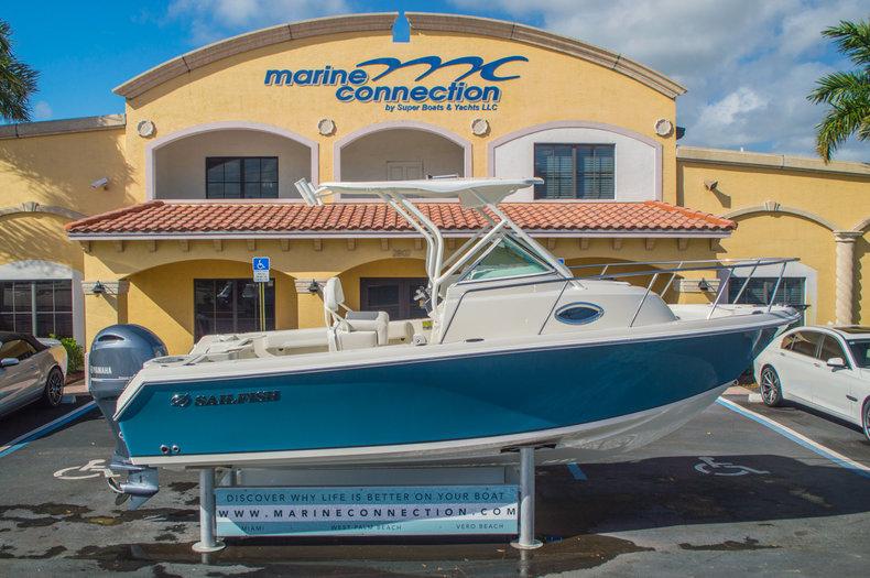 New 2016 Sailfish 220 Walkaround boat for sale in West Palm Beach, FL