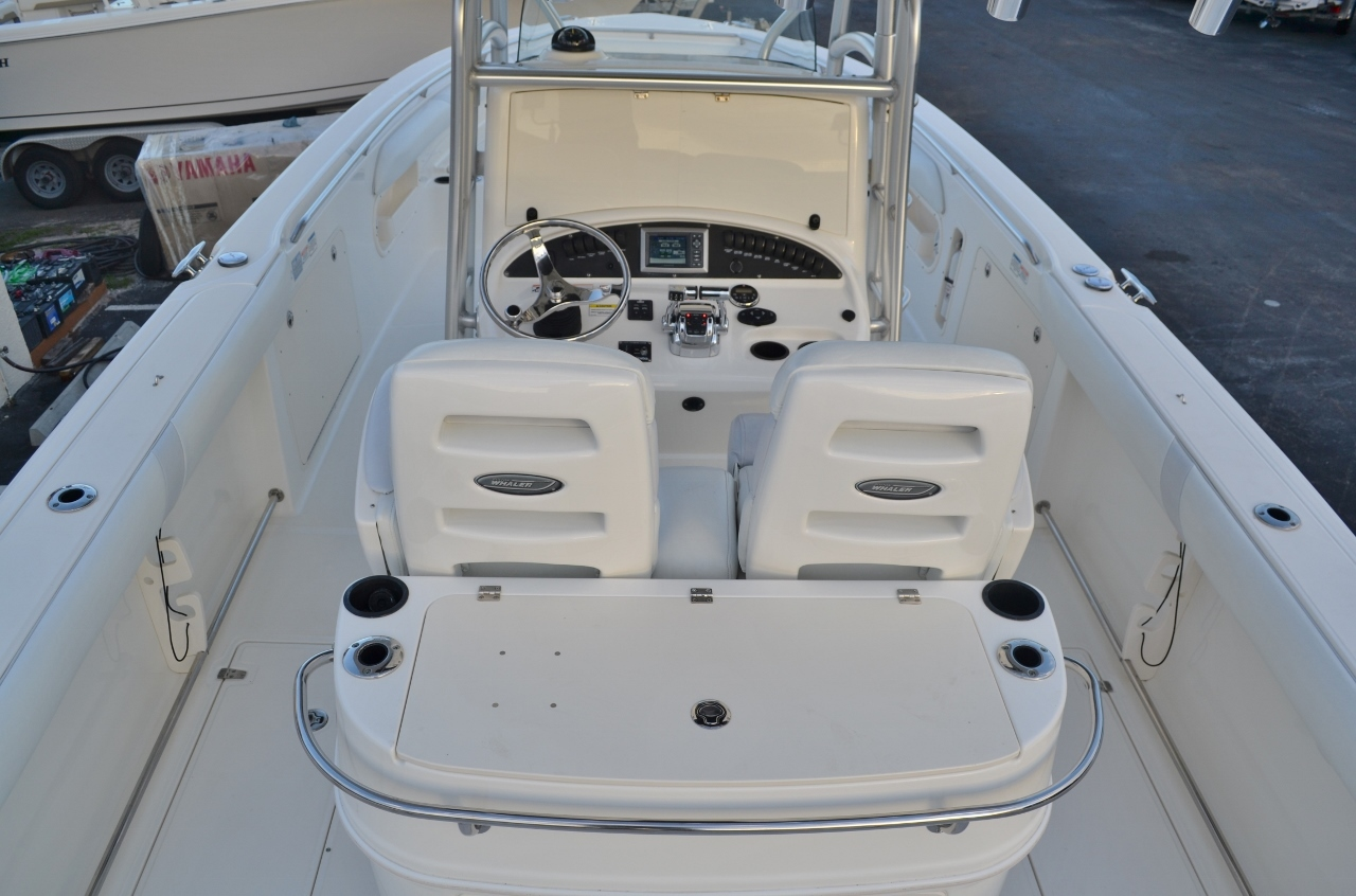 Thumbnail 12 for Used 2007 Boston Whaler 320 Outrage boat for sale in Vero Beach, FL