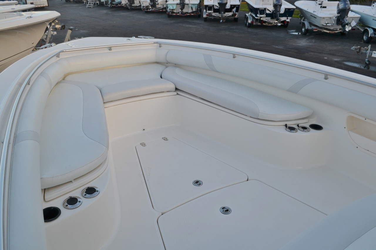 Thumbnail 17 for Used 2007 Boston Whaler 320 Outrage boat for sale in Vero Beach, FL