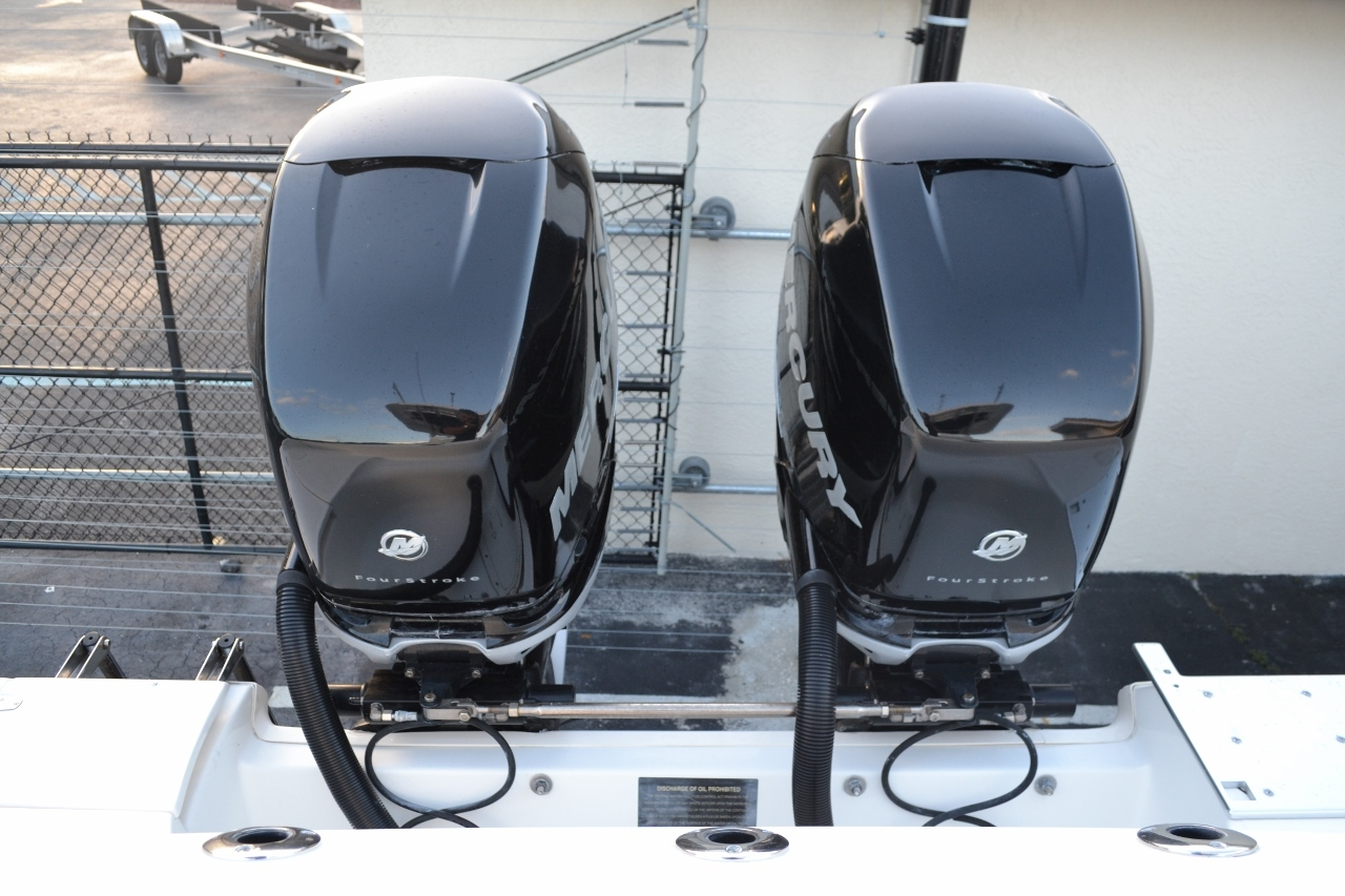 Thumbnail 23 for Used 2007 Boston Whaler 320 Outrage boat for sale in Vero Beach, FL