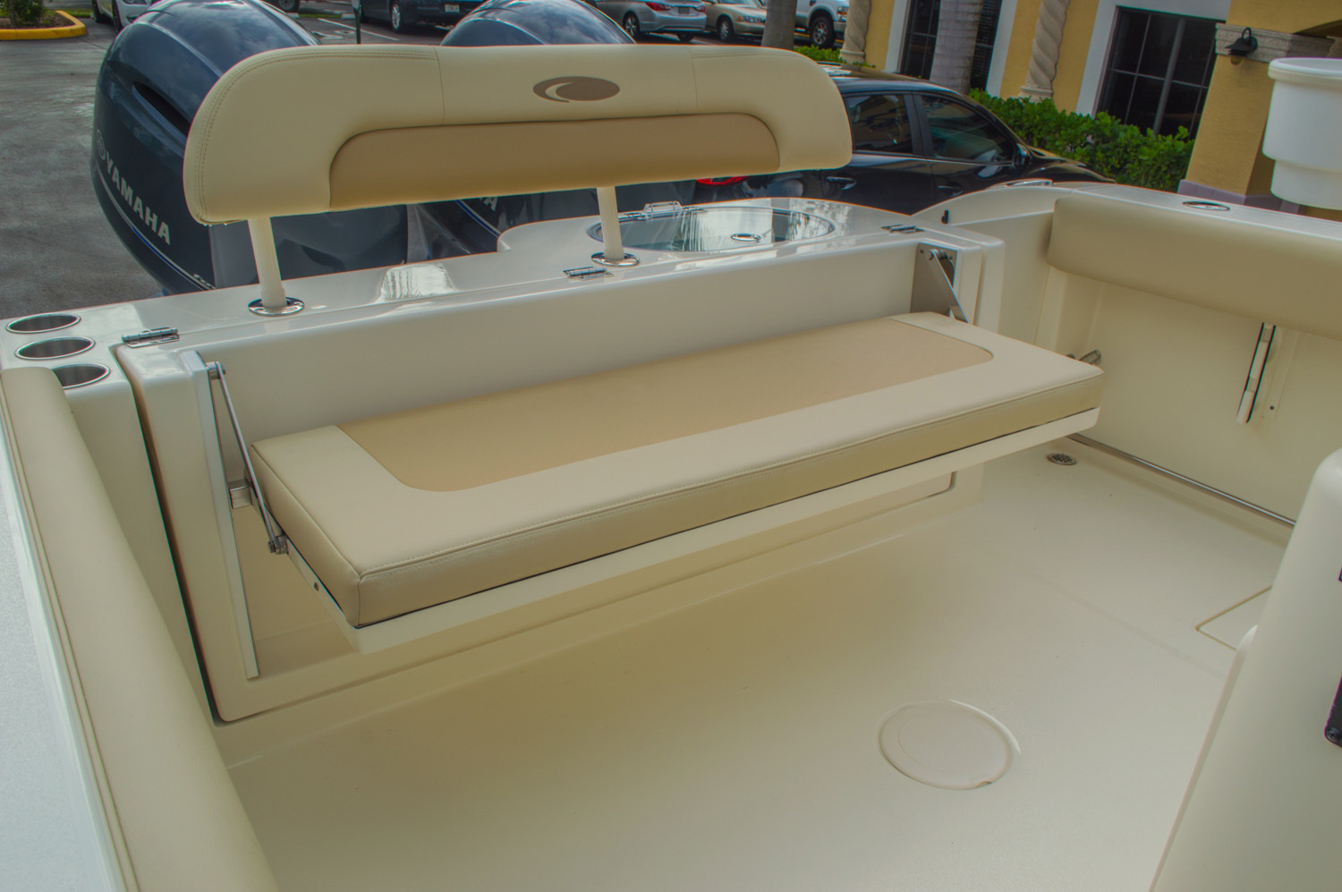 Thumbnail 24 for New 2016 Cobia 277 Center Console boat for sale in West Palm Beach, FL