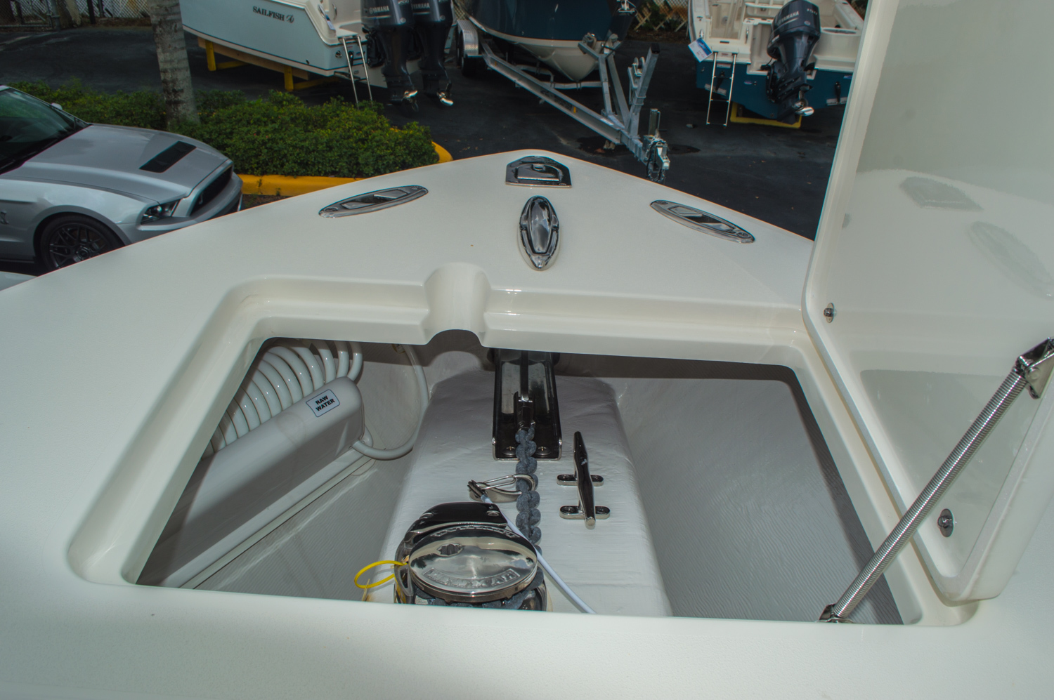 Thumbnail 64 for New 2016 Cobia 277 Center Console boat for sale in West Palm Beach, FL