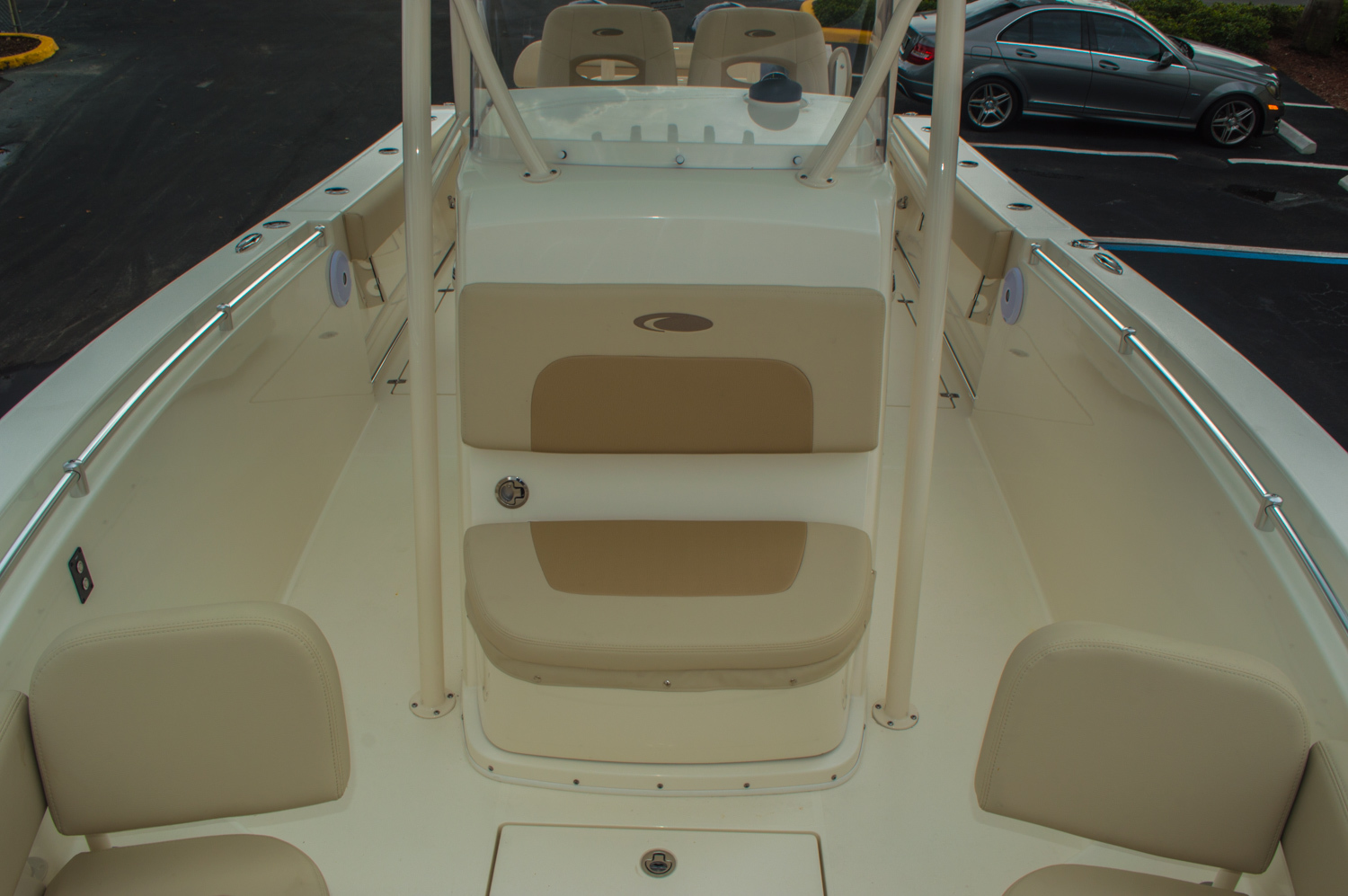 Thumbnail 66 for New 2016 Cobia 277 Center Console boat for sale in West Palm Beach, FL