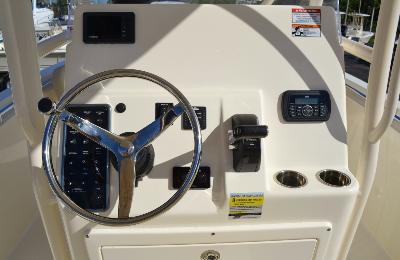 Thumbnail 11 for New 2016 Cobia 237 Center Console boat for sale in West Palm Beach, FL