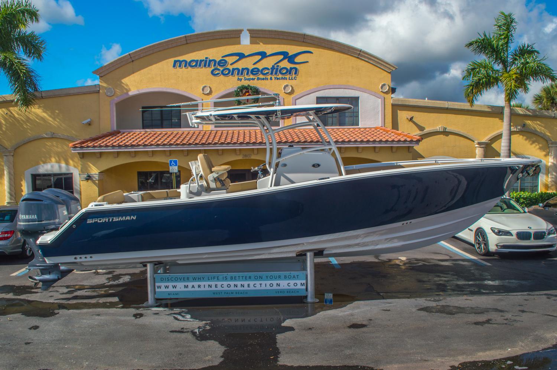 New 2016 Sportsman Open 312 Center Console boat for sale in Miami, FL