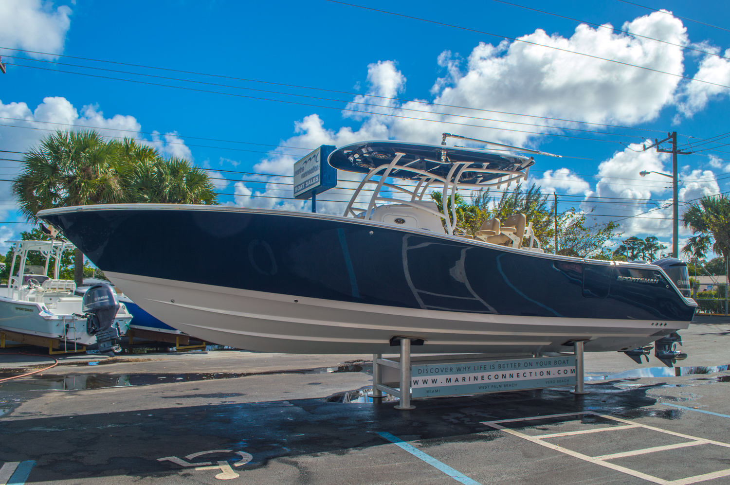 Thumbnail 5 for New 2016 Sportsman Open 312 Center Console boat for sale in Miami, FL