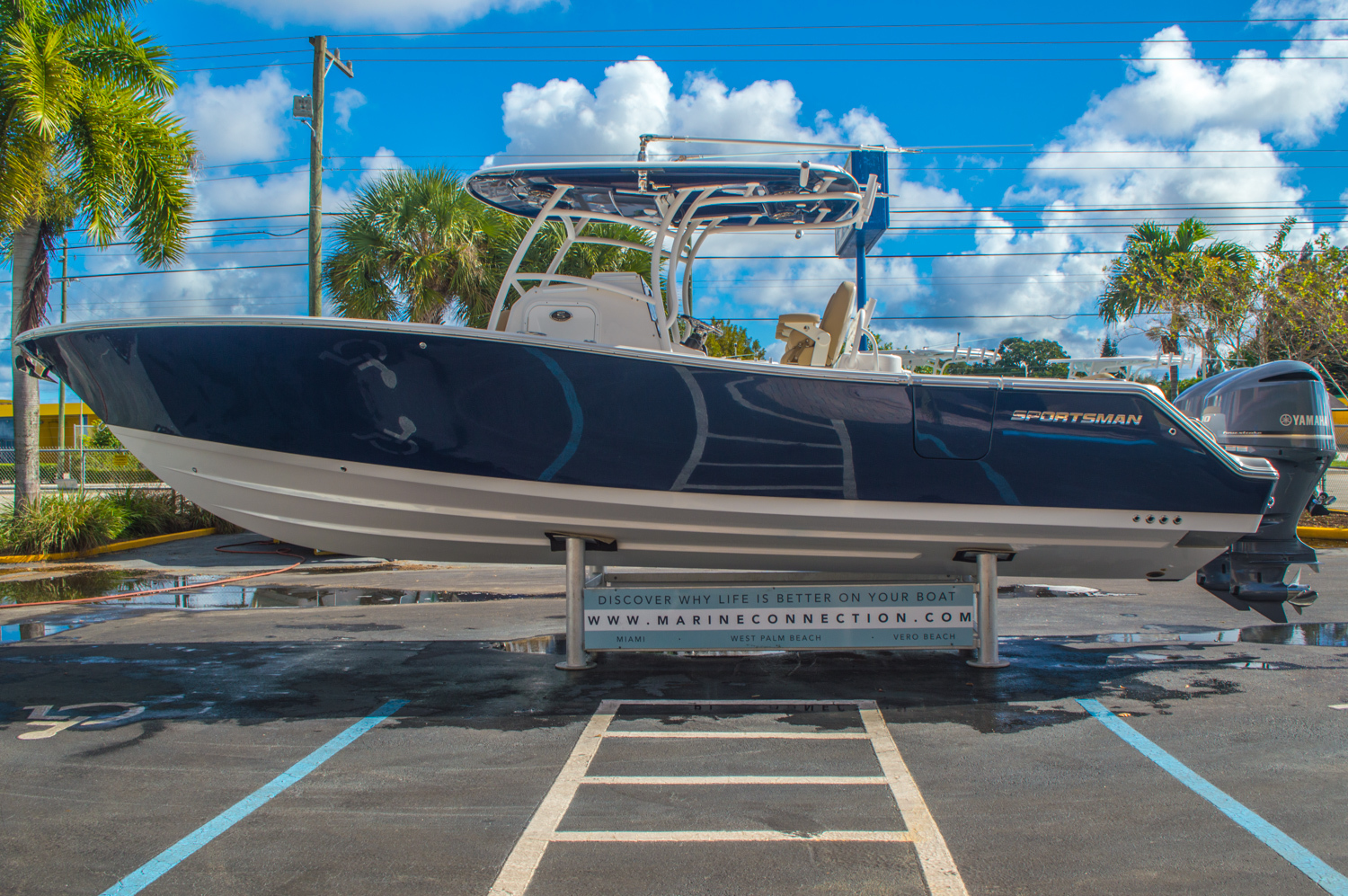 Thumbnail 6 for New 2016 Sportsman Open 312 Center Console boat for sale in Miami, FL