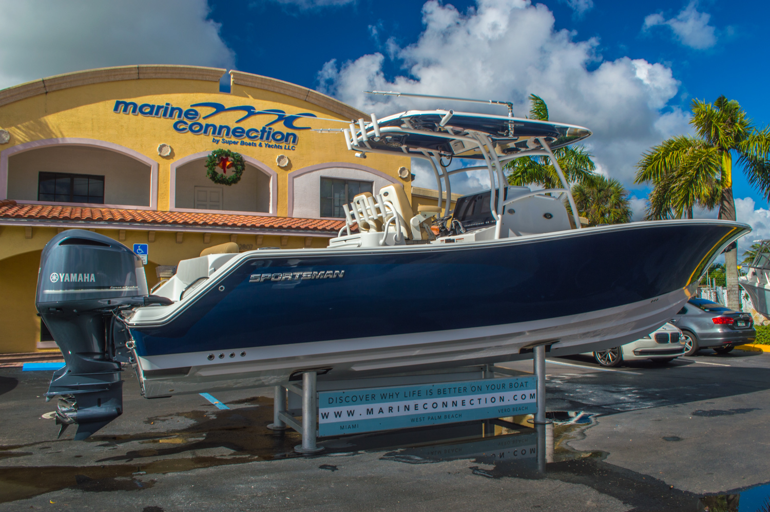 Thumbnail 9 for New 2016 Sportsman Open 312 Center Console boat for sale in Miami, FL