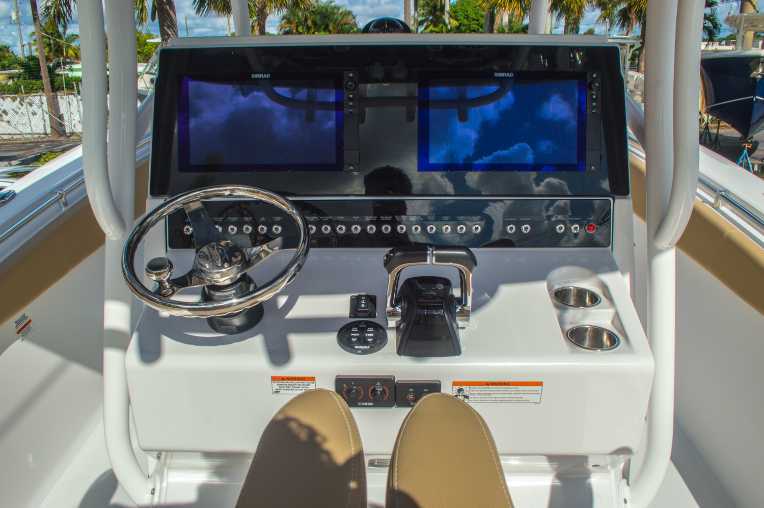 Thumbnail 44 for New 2016 Sportsman Open 312 Center Console boat for sale in Miami, FL