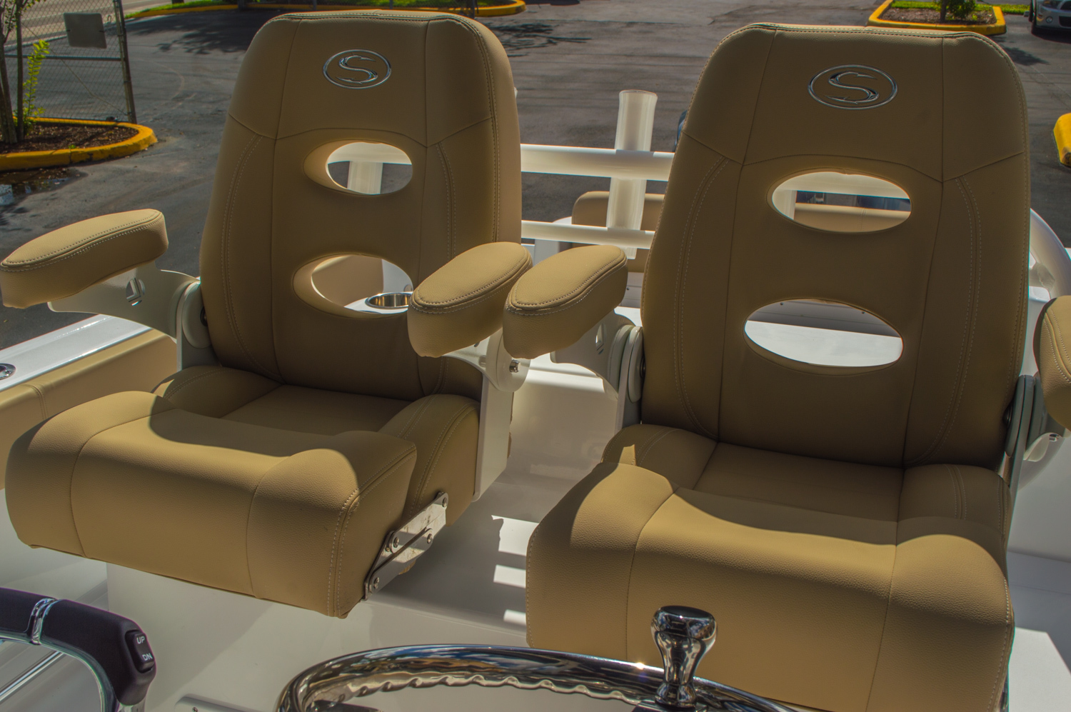 Thumbnail 56 for New 2016 Sportsman Open 312 Center Console boat for sale in Miami, FL