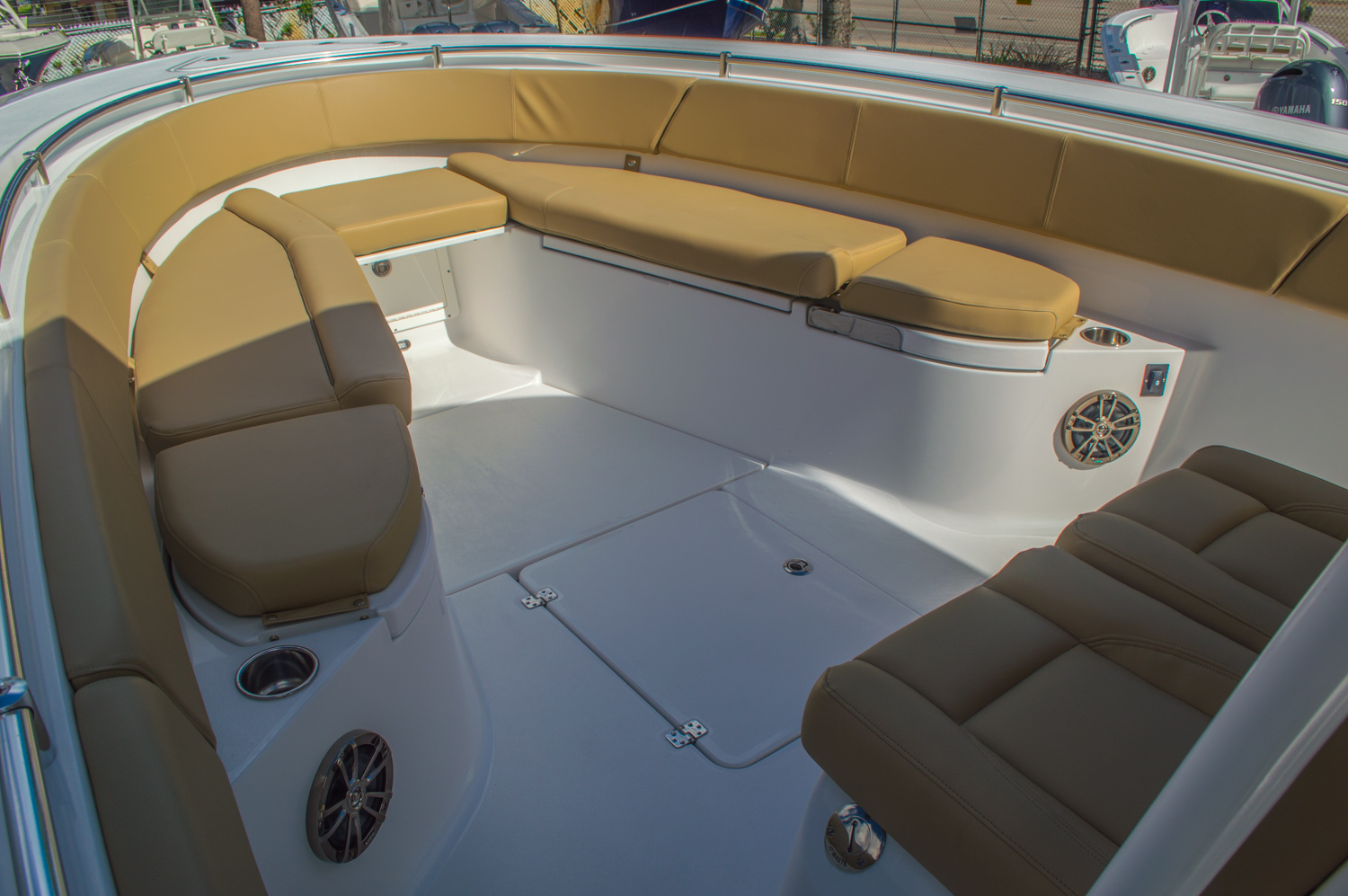 Thumbnail 65 for New 2016 Sportsman Open 312 Center Console boat for sale in Miami, FL