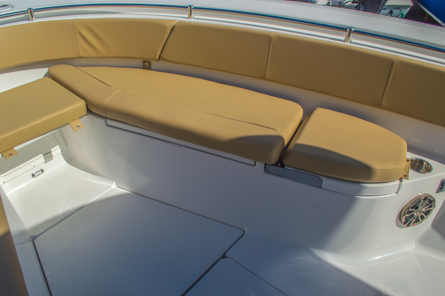 Thumbnail 77 for New 2016 Sportsman Open 312 Center Console boat for sale in Miami, FL