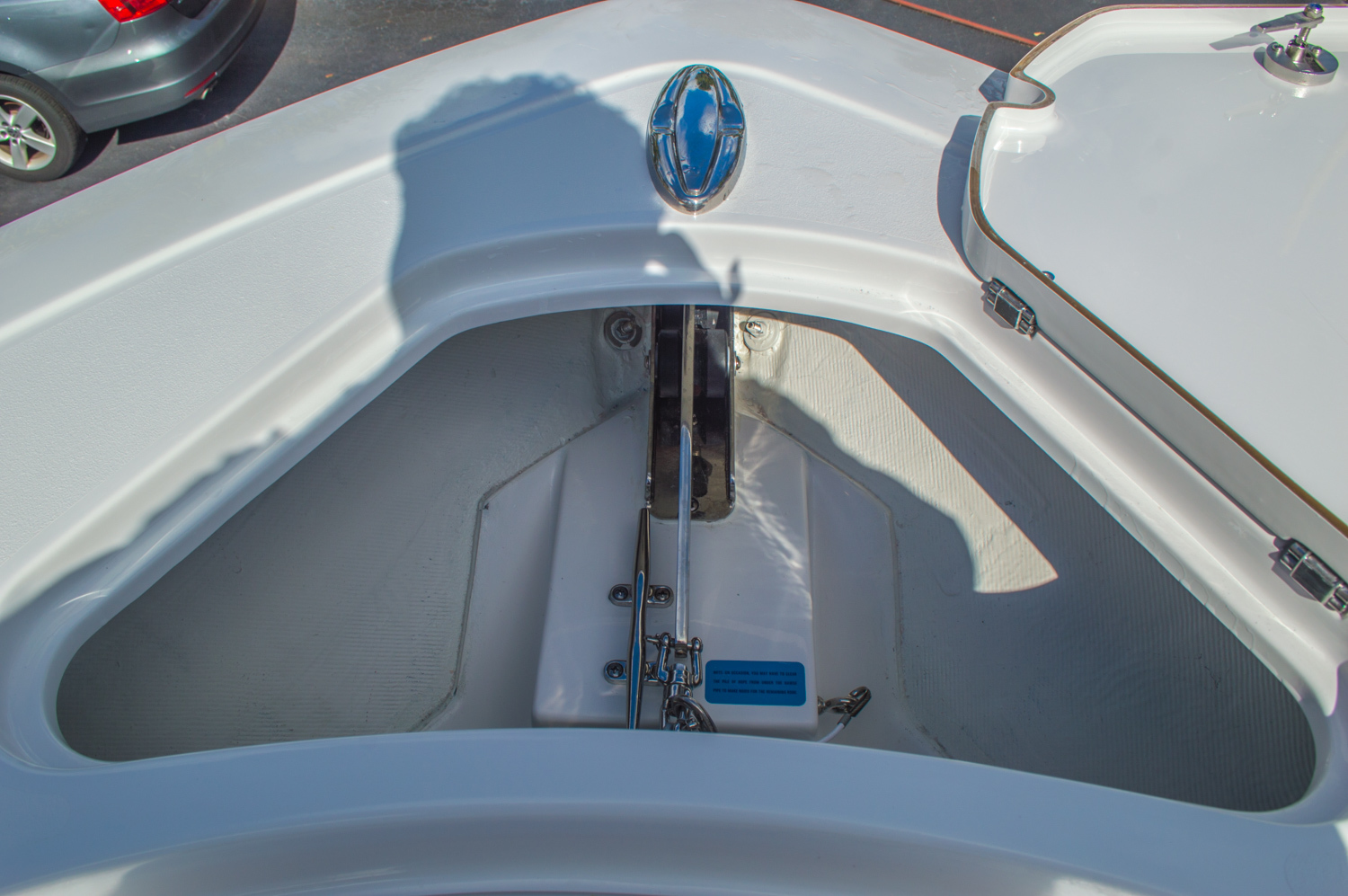 Thumbnail 81 for New 2016 Sportsman Open 312 Center Console boat for sale in Miami, FL