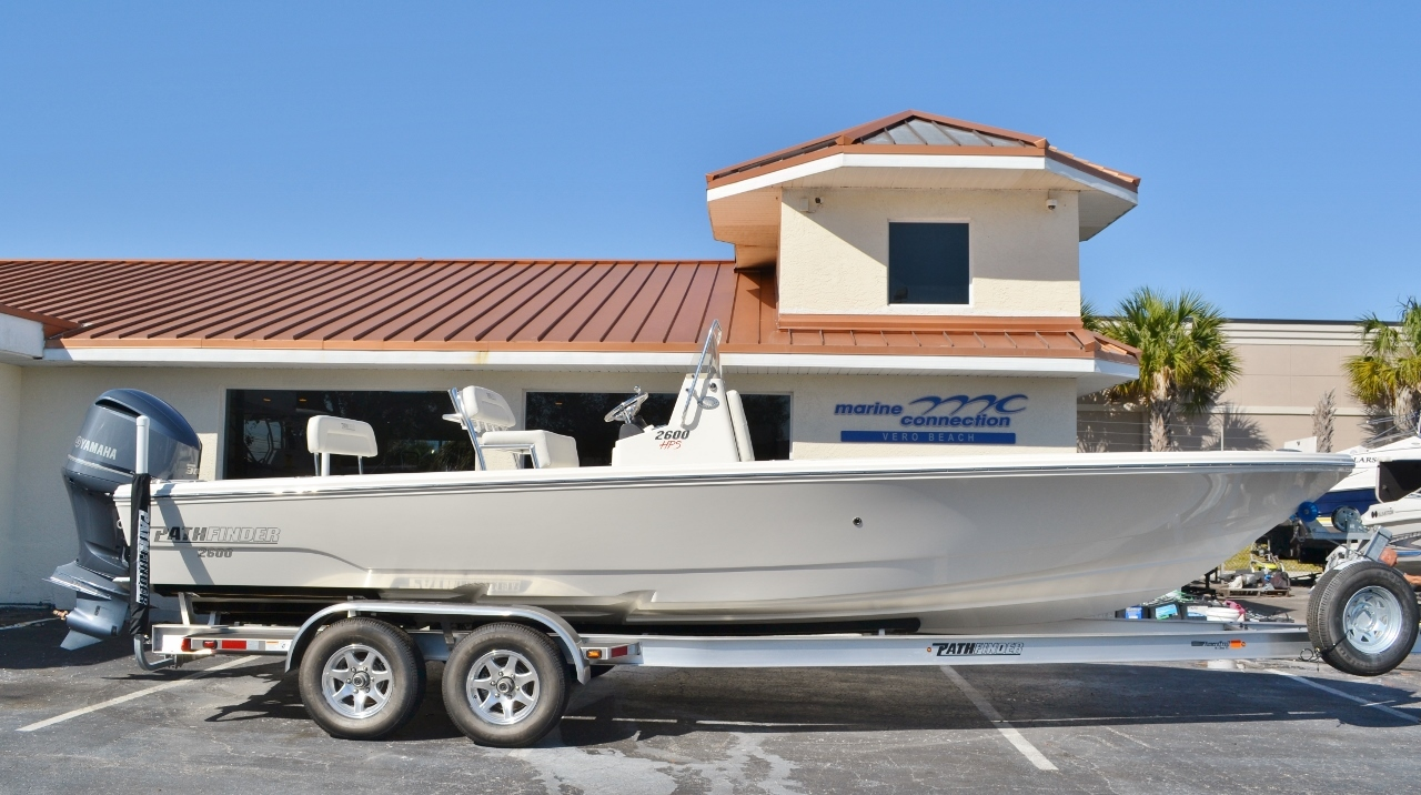 Thumbnail 0 for New 2016 Pathfinder 2600 HPS Bay Boat boat for sale in Vero Beach, FL