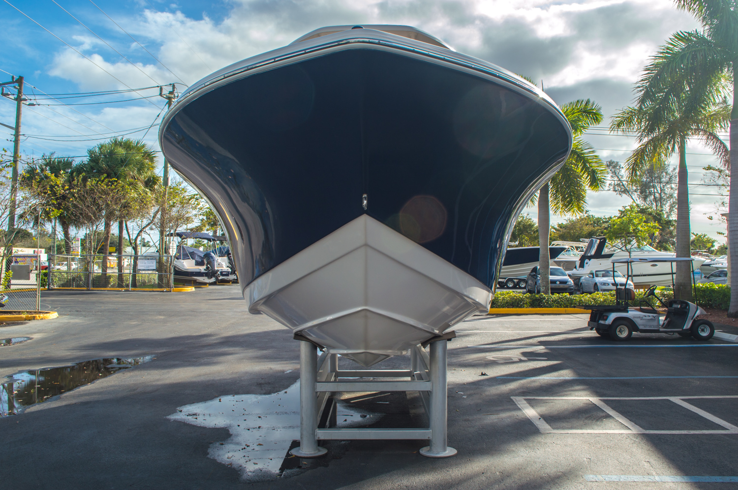 Thumbnail 1 for Used 2015 Tidewater 230 LXF Center Console boat for sale in West Palm Beach, FL