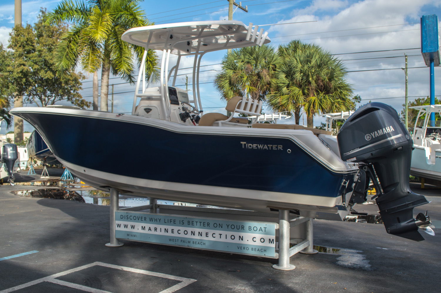 Used 2015 tidewater 230 lxf center console boat for sale for Tidewater 230 for sale