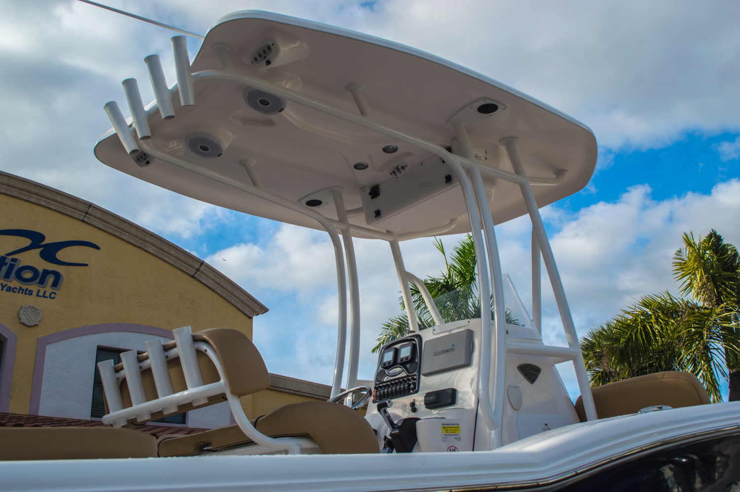 Thumbnail 7 for Used 2015 Tidewater 230 LXF Center Console boat for sale in West Palm Beach, FL