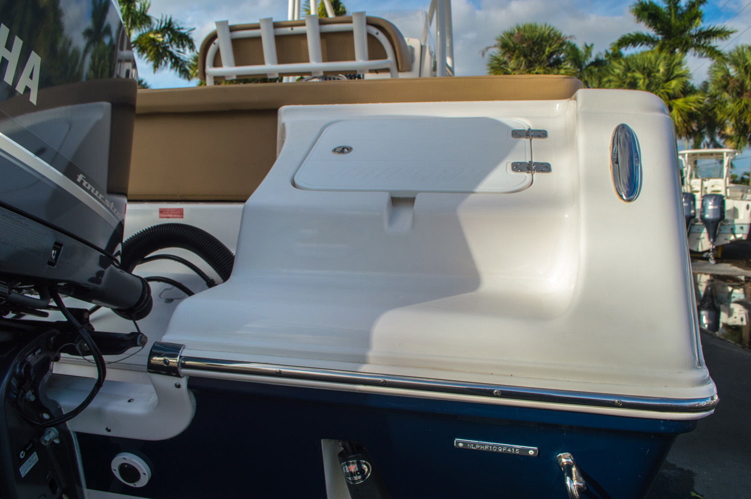 Thumbnail 13 for Used 2015 Tidewater 230 LXF Center Console boat for sale in West Palm Beach, FL