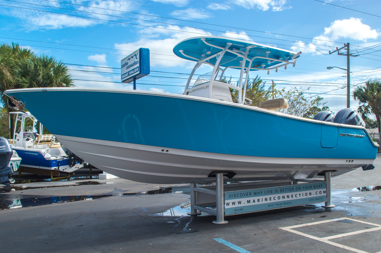 Thumbnail 4 for New 2016 Sportsman Heritage 251 Center Console boat for sale in Miami, FL