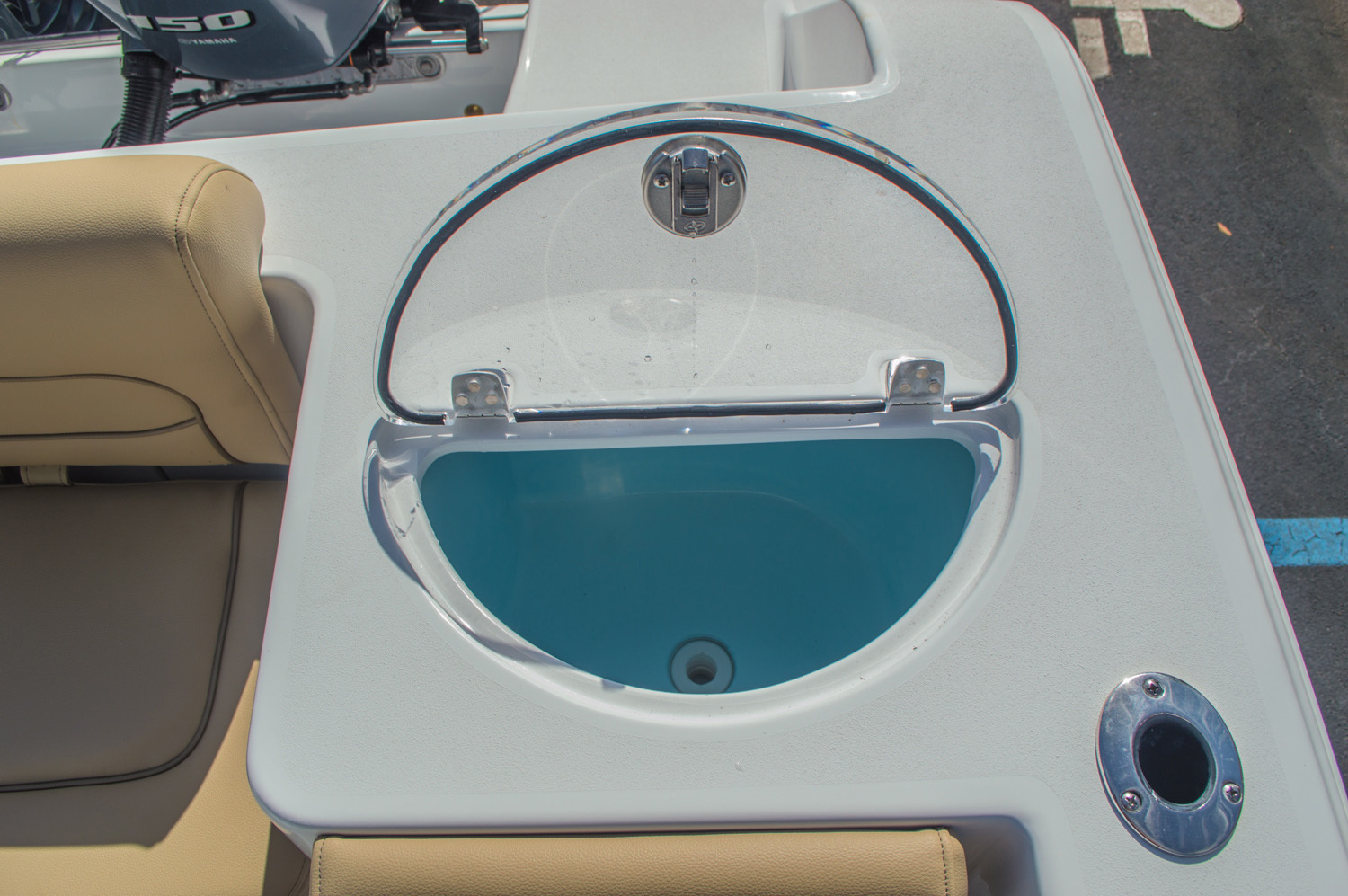 Thumbnail 20 for New 2016 Sportsman Heritage 251 Center Console boat for sale in Miami, FL