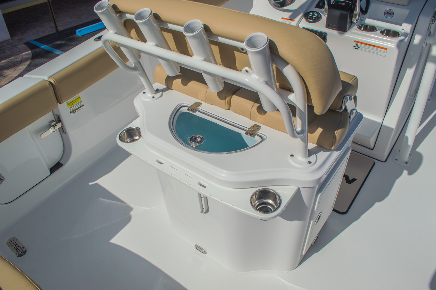 Thumbnail 21 for New 2016 Sportsman Heritage 251 Center Console boat for sale in Miami, FL