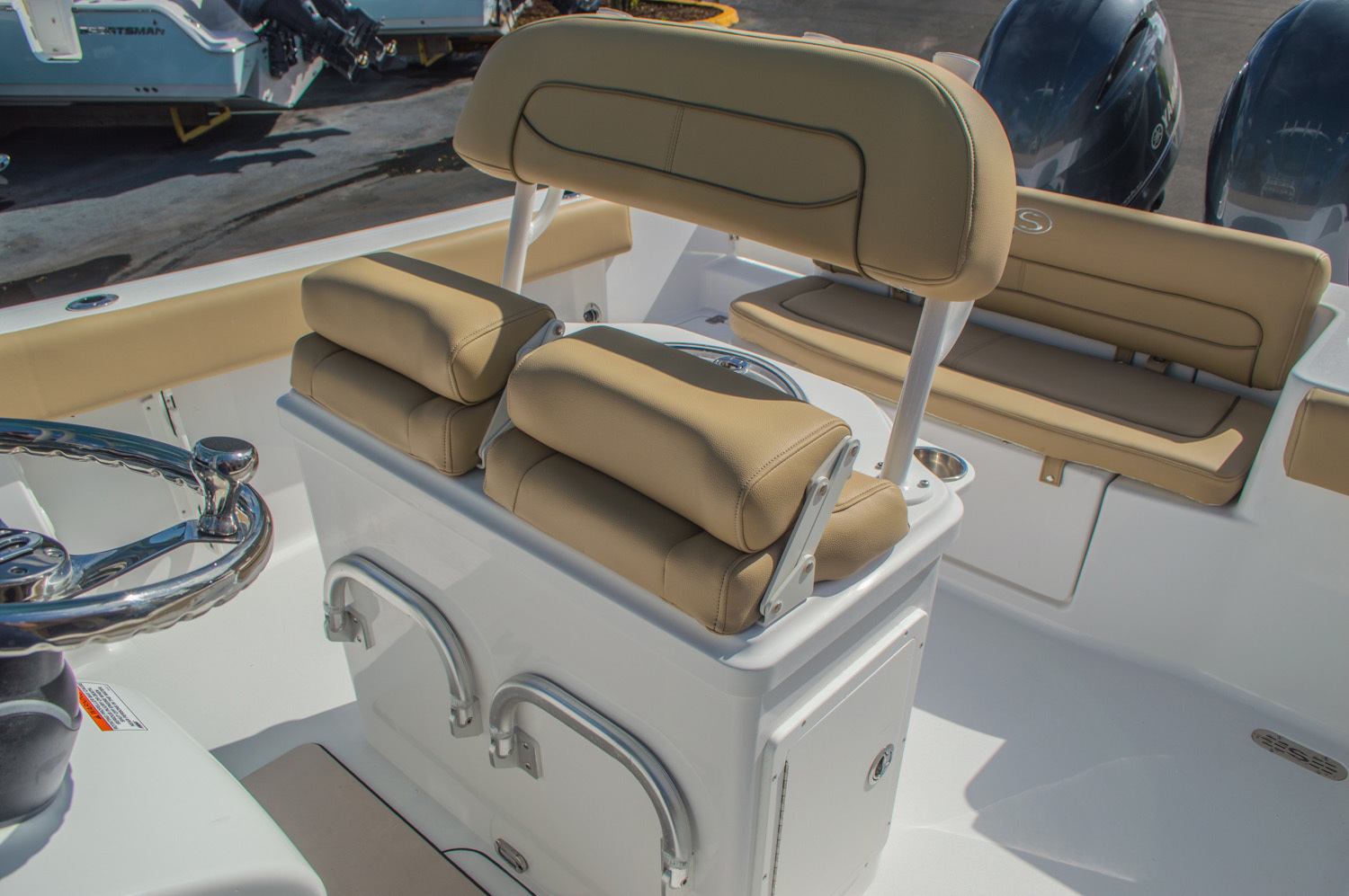 Thumbnail 27 for New 2016 Sportsman Heritage 251 Center Console boat for sale in Miami, FL
