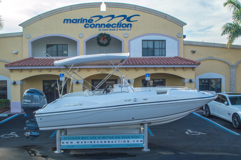 New 2016 Hurricane CC211 Center Consle boat for sale in West Palm Beach, FL