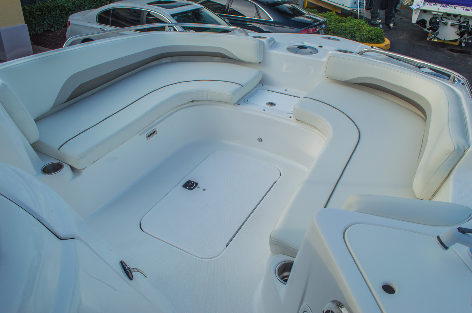 Thumbnail 41 for New 2016 Hurricane CC211 Center Consle boat for sale in West Palm Beach, FL