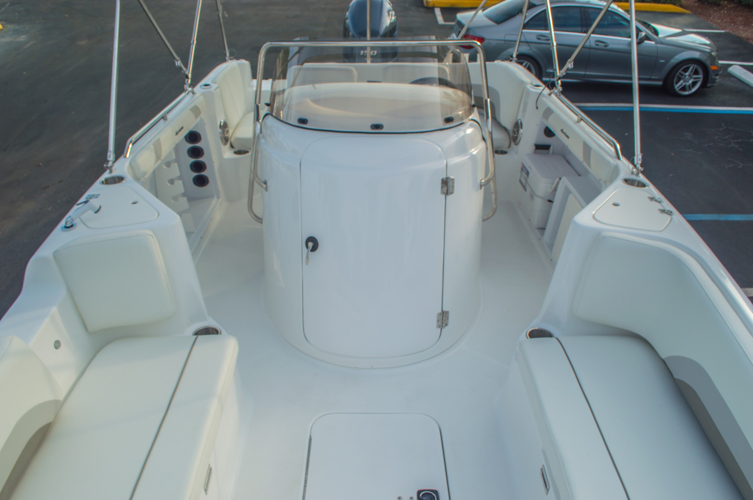 Thumbnail 53 for New 2016 Hurricane CC211 Center Consle boat for sale in West Palm Beach, FL