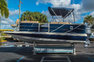 Thumbnail 4 for New 2016 Hurricane FunDeck FD 216 OB boat for sale in West Palm Beach, FL