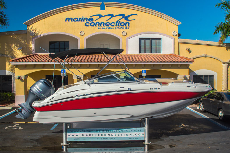 Photo for 2016 Hurricane SunDeck SD 2200 OB